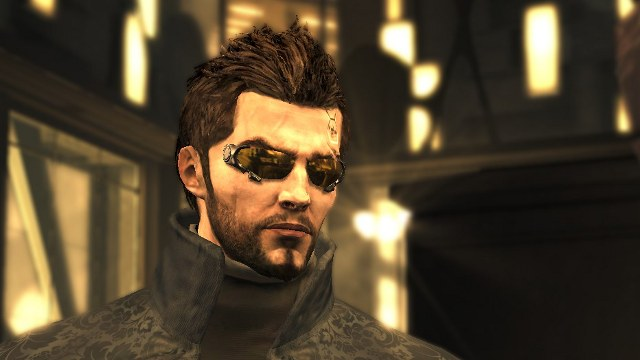 Adam Jensen Glasses from Deus Ex Human Revolution